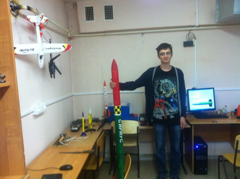 Новое помещение секции Авиа и ракетомделирования (1)