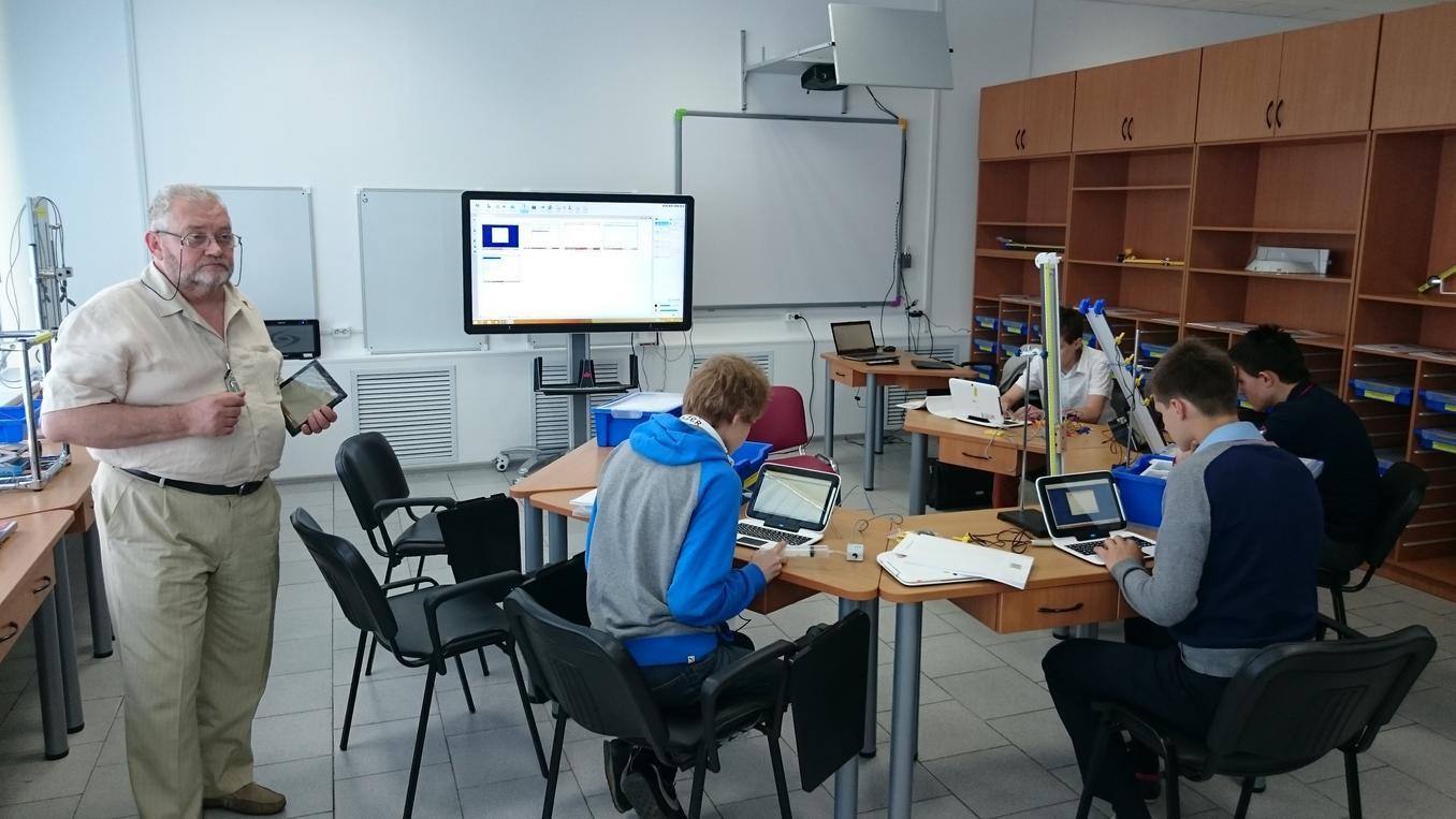 Планшет - мобильное рабочее место учителя