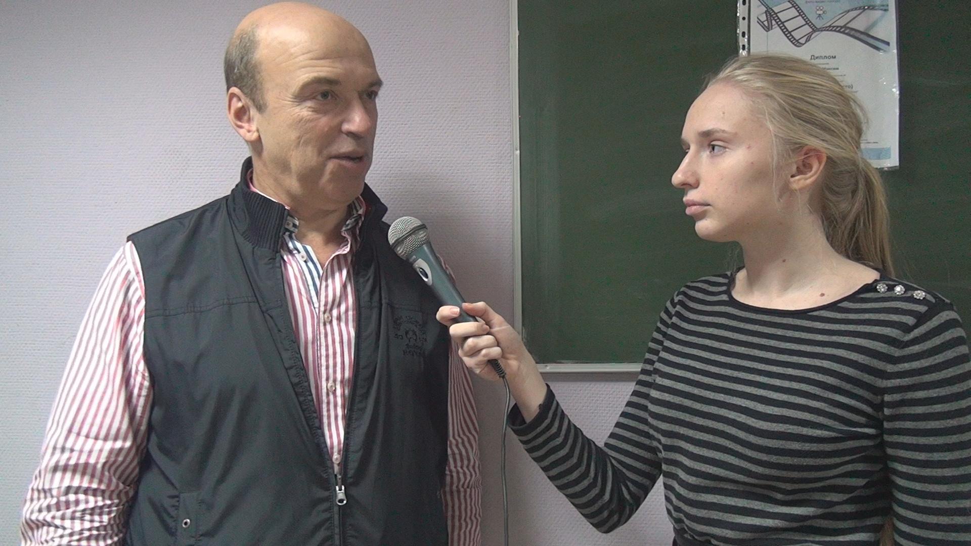 Интервью создателя Сканэкса - Владимира Евгеньевич Гершензона