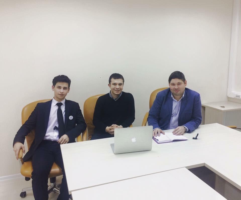 Встреча в ОРКК