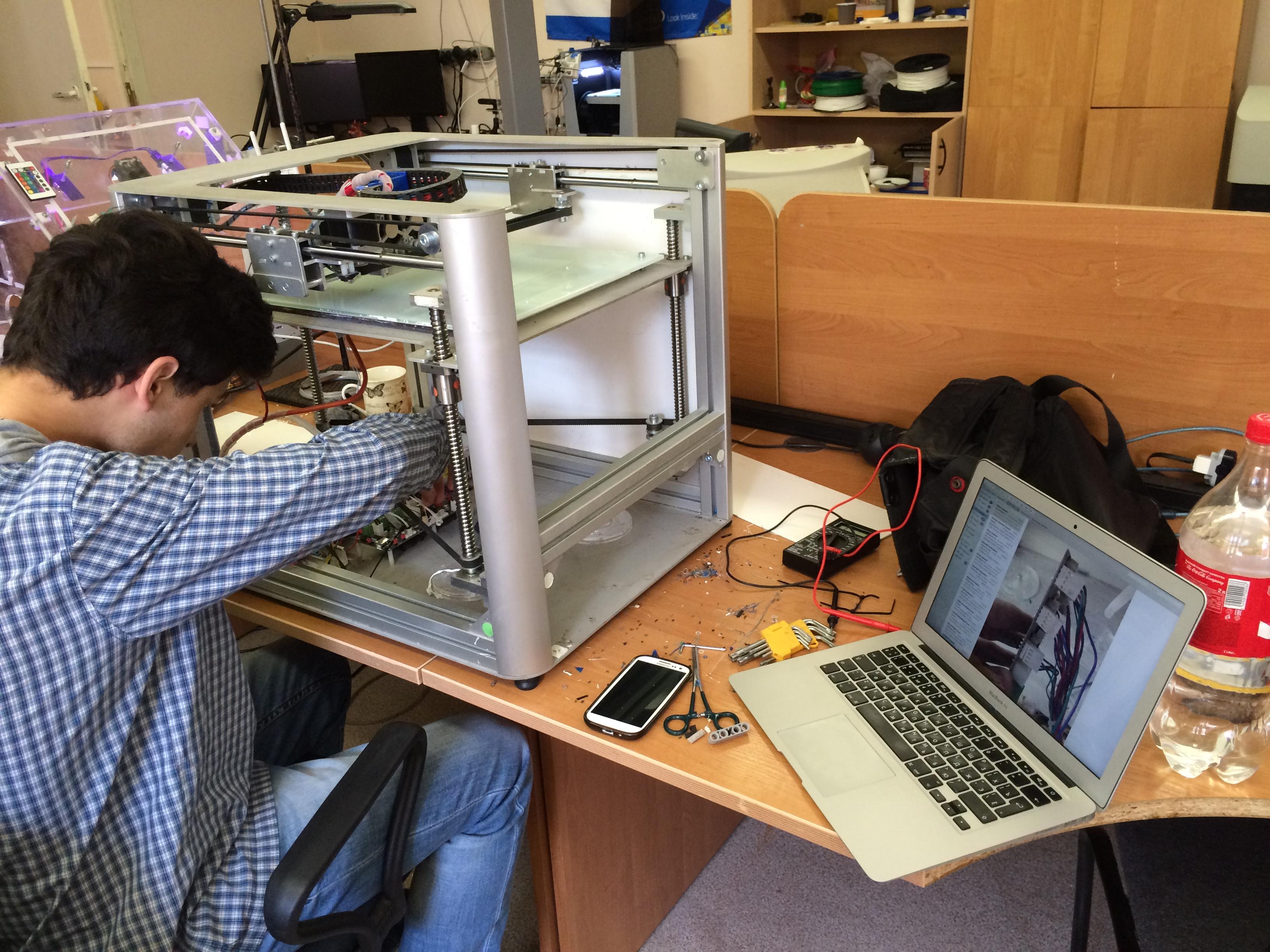 Устанавливаем новую плату Arduino, полученную из Франции