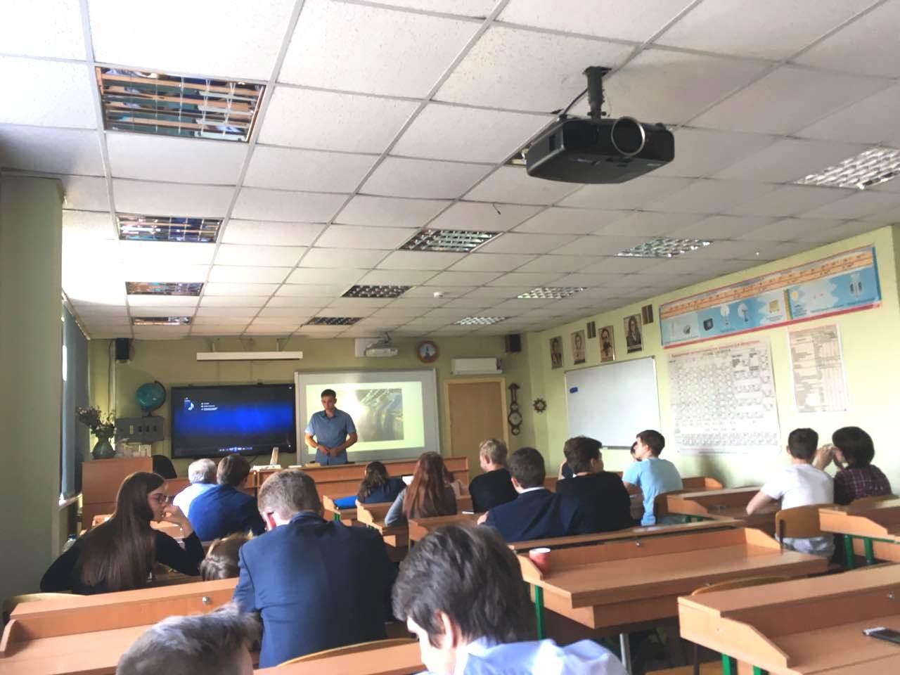 Выступает генеральный директор компании Съемка с воздуха Барбасов В.К.