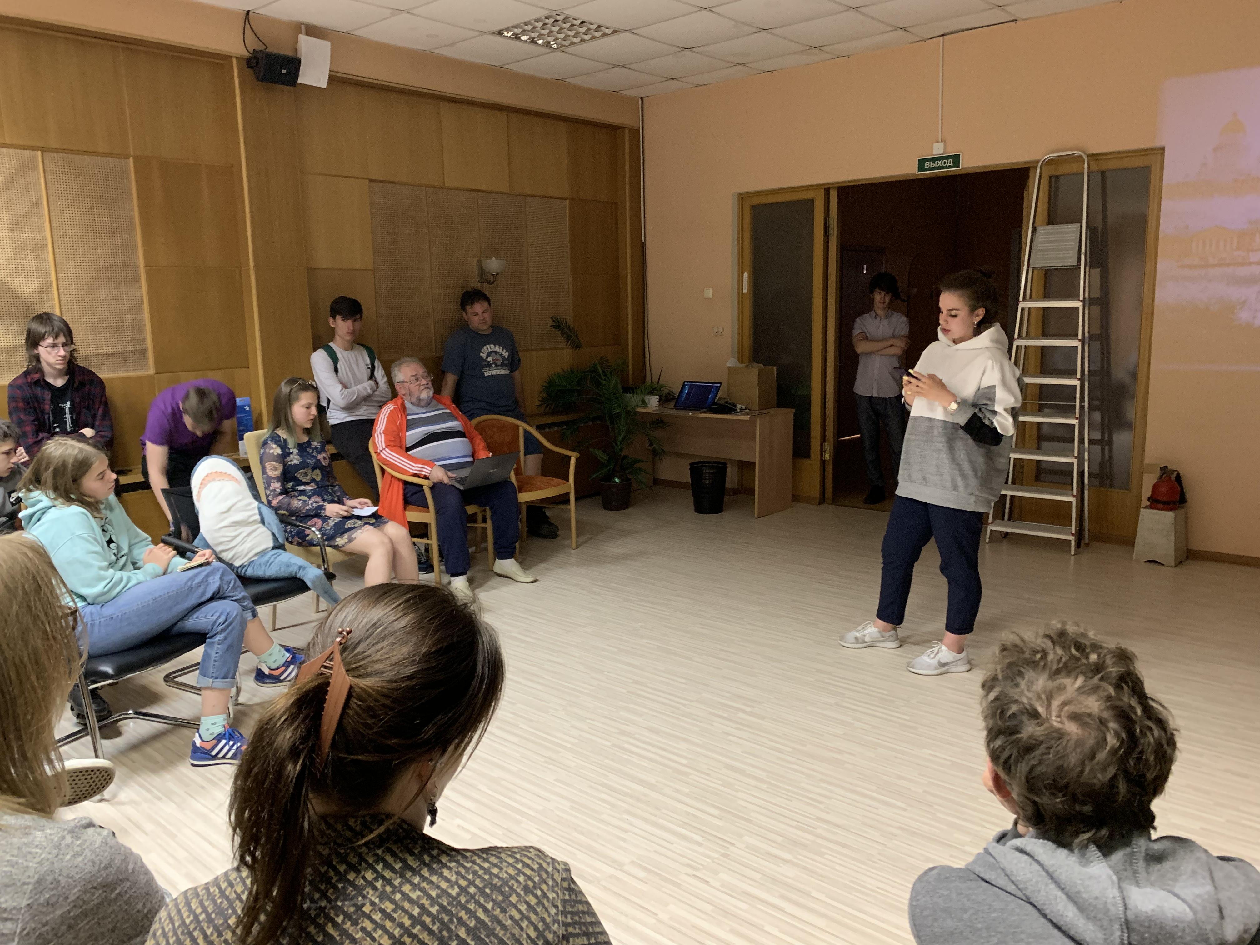 Поэтический вечер, посвященный Иосифу Бродскому, читает Диана Рабинович