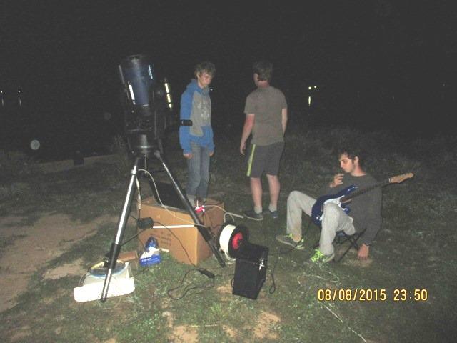Астрономические наблюдения (1)