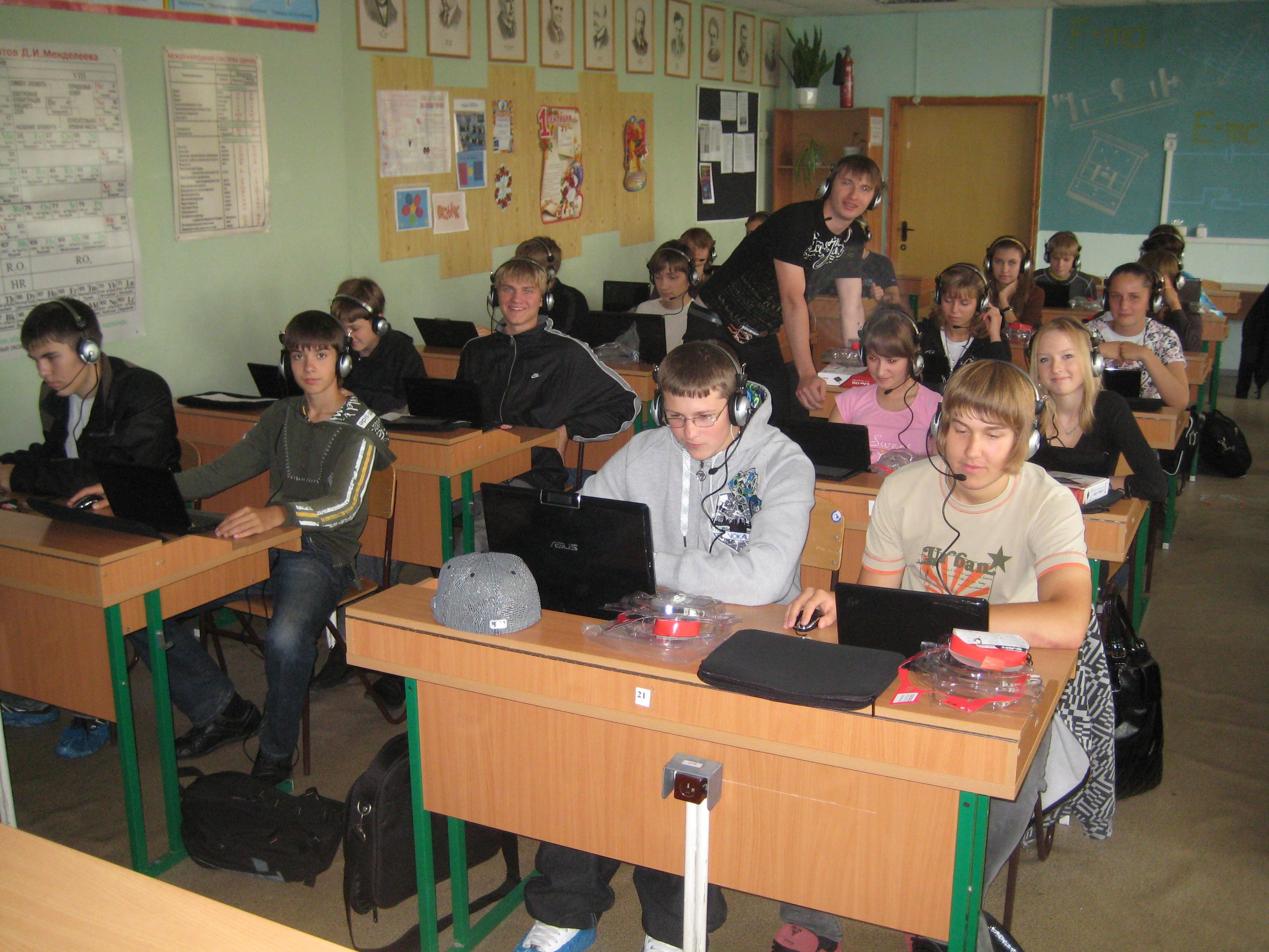 Чеботарев П.Н. Работа в технологии Электронный портфель ученика