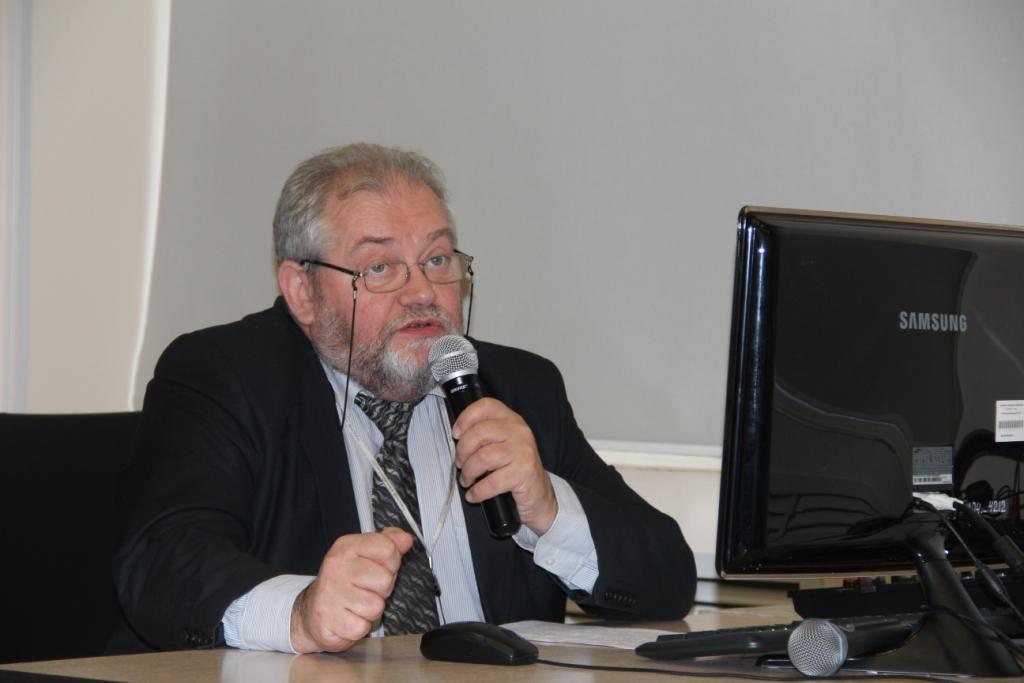 Игорь Сергеевич Царьков, лауреат премии правительсва РФ 2015 года в области образования