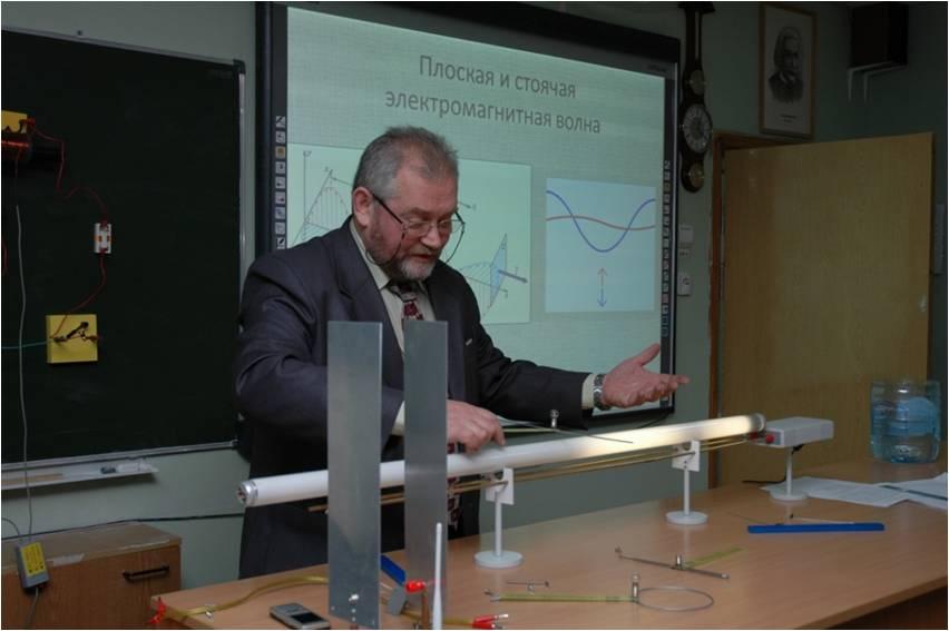 Царьков И.С. - урок физики