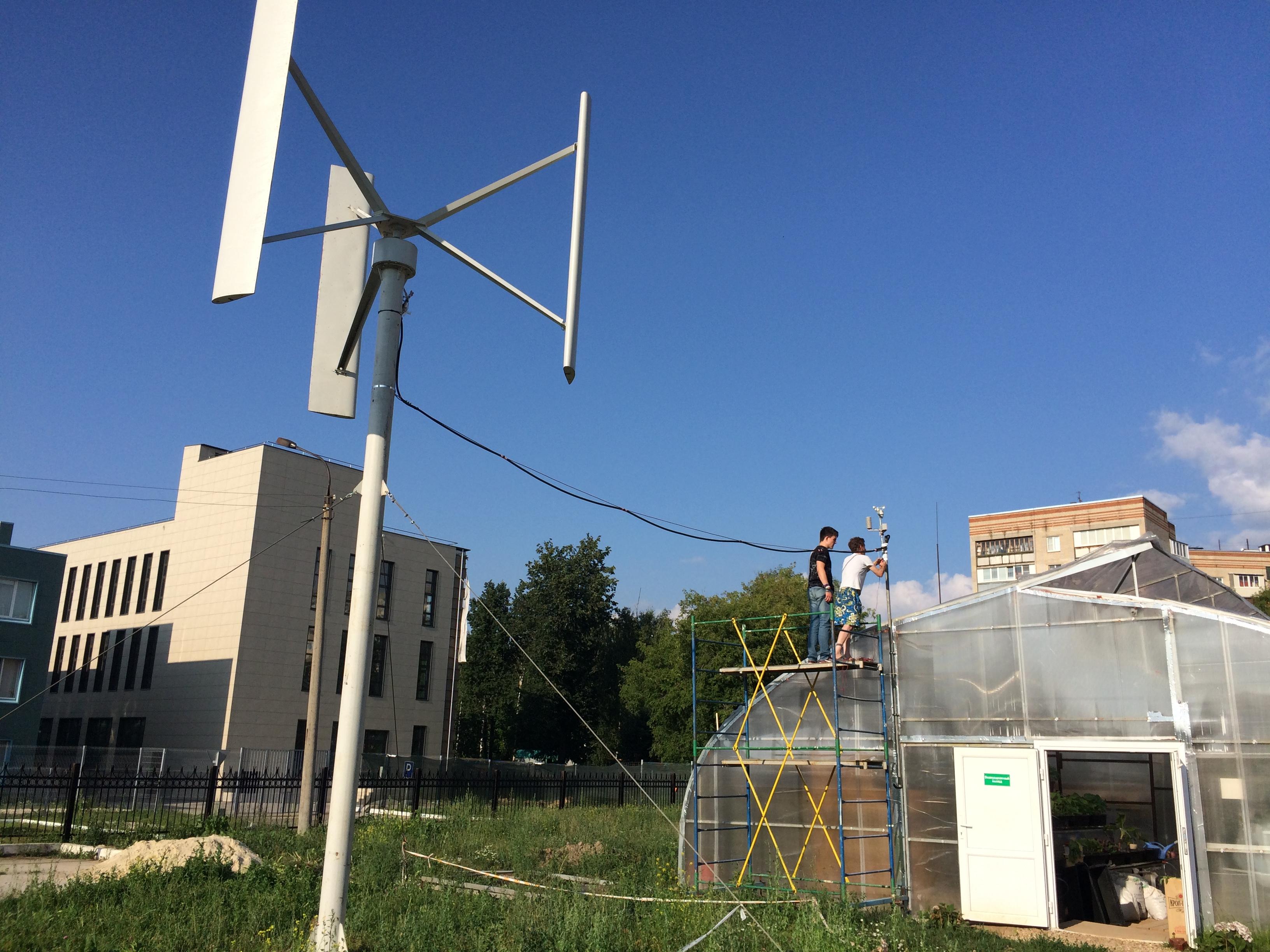 Новая метеостанция передает данные на платформу интернета вещей GreenPL
