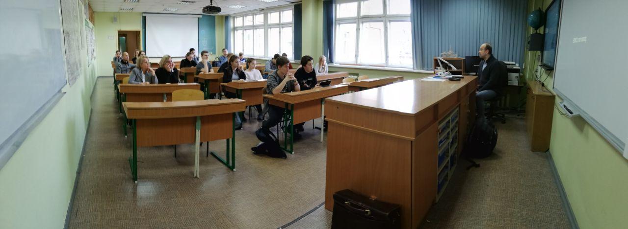 Лекция по управлению проектами Павла Марченко