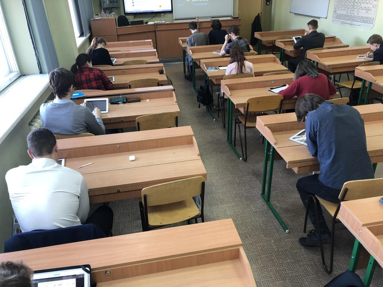 Тестирование в программе Mythware Classroom