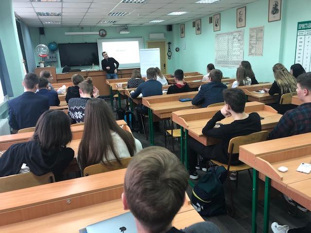 6 марта - лекция Кирила Заведенского по проектным технолоиям