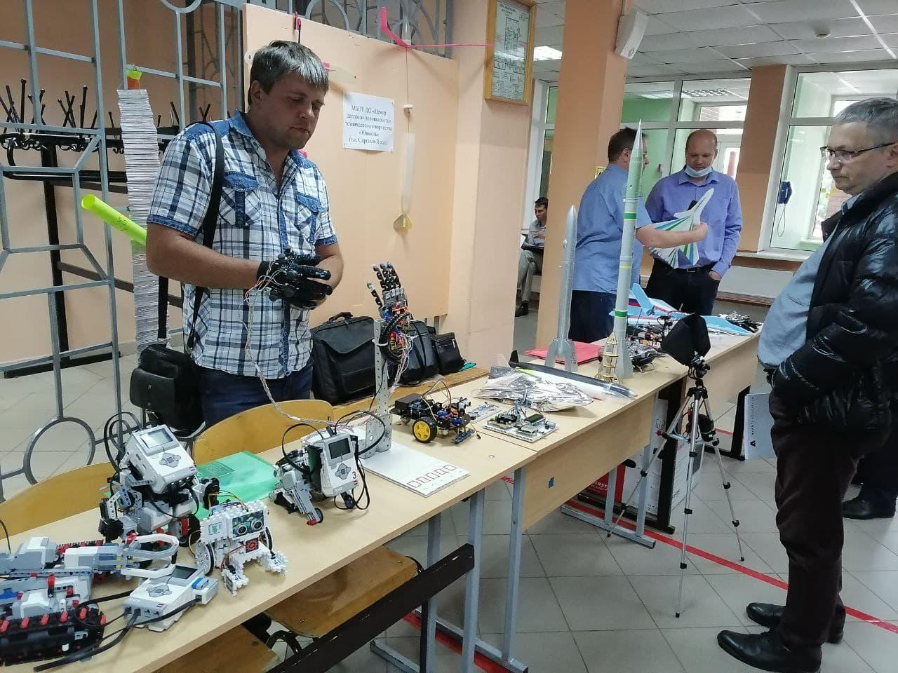 Применение робототехники в предмете Технология